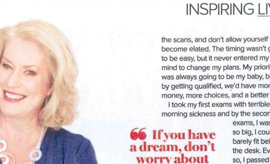PRIMA magazine – Jan issue 2014
